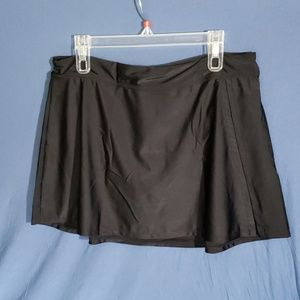 Other - Black Swim Skirt